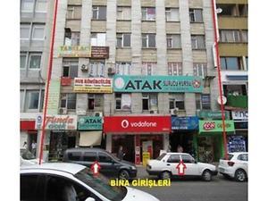 Gaziantep Şahinbey Düğmeci Mahallesinde 9 m2 Büro