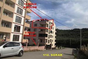 Bursa Mudanya Ceren Apartmanında 53m2 Daire
