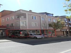 Çekmeköy Mehmet Akif Ersoy Mahallesinde 96 m2 Depolu Dükkan