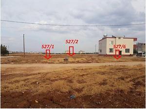 Şanlıurfa Hilvan Karacurun Mahallesinde Konut İmarlı Arsa 300 m2