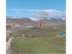 Ankara Güdül Yeni Mahallede 9258 m2 Tarla