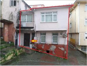 İstanbul Eyüpsultan Nişancı Mahallesinde 137m2 Müstakil Bina