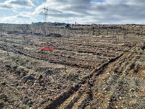 Isparta Gelendost Afşar Köyünde 10300 m2 Tarla