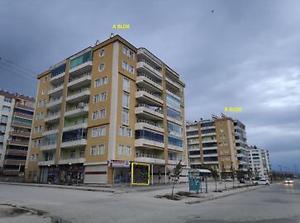 Diyarbakır Ergani Dicle Caddesi Üzerinde 39m2 İşyeri
