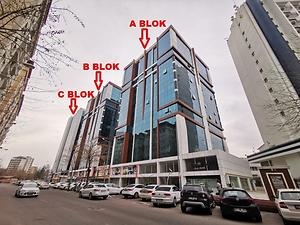 Diyarbakır Yenişehir Oryıl My Office' de 140 m2 Ofis