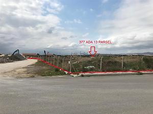 Balıkesir Bandırma Altıyüzevler Mahallesinde 37843 m2 İmarlı Arsa