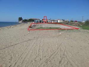 Balıkesir Ayvalık Küçükköy Mahallesinde 2180 m2 Deniz Kenarında Plaj