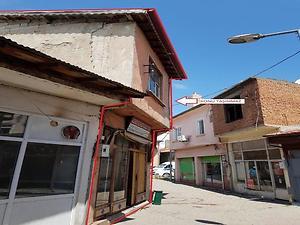 Isparta Eğirdir Cami Mahallesinde Depolu Dükkan