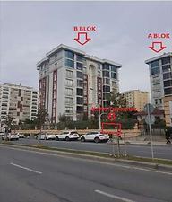 İstanbul Başakşehir Başak Mahallesinde AK Recidance' de 5+1 Daire