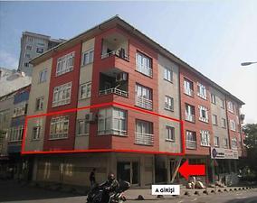 İstanbul Bağcılar Yeni Mahallesinde 3+1 132 m2 Daire