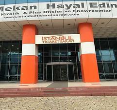 Esenler İstanbul Ticaret Sarayında Dükkan