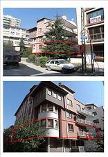 Ankara Çankaya Bağcılar Mahallesinde 6+1 Daire