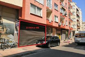 Mersin Yenişehir Gazi Mahallesinde 90 m2 Dükkan