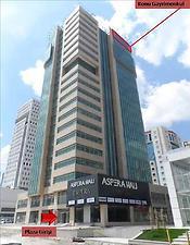 Çankaya Kızılırmak Mahallesi Usta Plazada 172 m2 Ofis