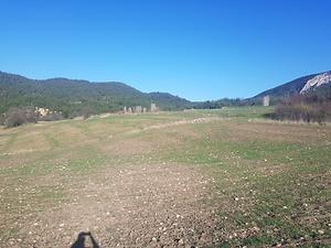 Bilecik Gölpazarı Kuşçuören Köyü'nde 2155 m2 Tarla