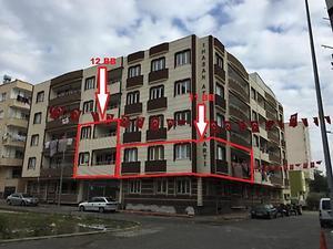 Osmaniye Toprakkale Fatih Sultan Mehmet Mahallesinde 2+1 126 m2 Dubleks Mesken
