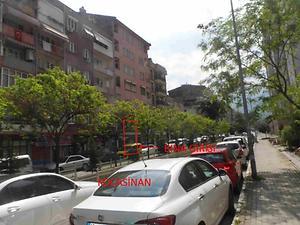 Bursa Osmangazi Kiremitçi Mahallesinde Asma Katlı Dükkan