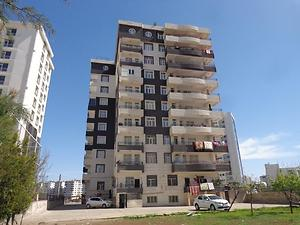 Diyarbakır Kayapınar Fırat Mahallesinde 3+1 Daire