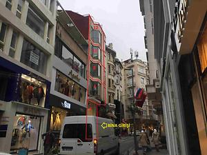 Şişli Osmanbey Meşrutiyet Mahallesinde Dr. Faruk Süer İş Merkezi 69 m2 Ofis