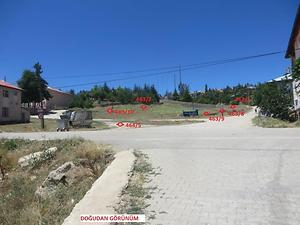 Adana Tufanbeyli Cumhuriyet Mahallesinde 732 m2 İmarlı Arsa