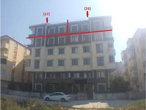 Tekirdağ Çerkezköy Yıldırım Beyazıt Mahallesinde 133 m2 3+1 Dubleks Daire