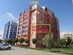 Diyarbakır Bismil Köseli Mahallesi Başakşehir Sitesinde 3+1 Daire
