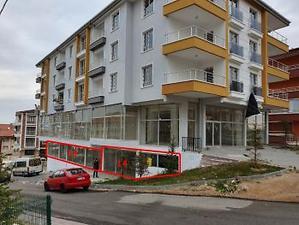 Ankara Altındağ Beşikkaya Mahallesinde 160m2 Dükkan