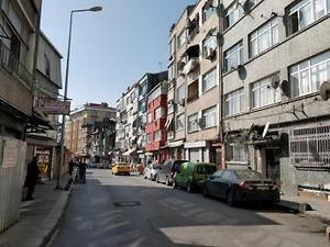 İstanbul Fatih Aksaray Mahallsinde 3+1 Daire