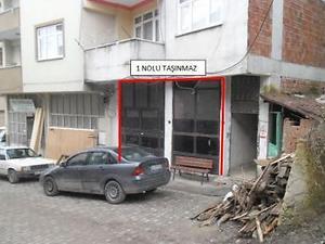 Ordu Kumru Karacalı Mahallesinde 89m2 Dükkan