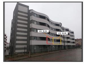 Bolu Merkez Paşaköy Mahallesinde 1+1 44 m2 Daire