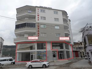 Osmaniye Bahçe Cumhuriyet Mahallesinde 173 m2 Dükkan