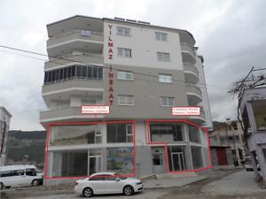Osmaniye Bahçe Cumhuriyet Mahallesinde 275 m2 Dükkan