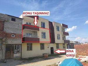 Şanlıurfa Hilvan Bağlar Mahallesinde 110 m2 3+1 Daire