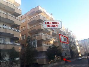 Şanlıurfa Haliliye Osman Gazi Mahallesi Doğankent Sitesinde 3+1 Daire