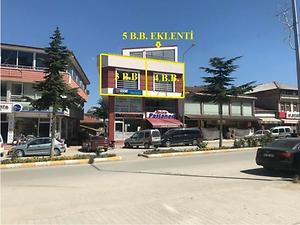 Amasya Gümüşhacıköy Cumara Mahallesinde 120 m2 Büro