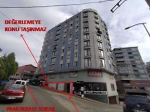 Zonguldak Kozlu Fatih Mahallesinde 170m2 Dükkan