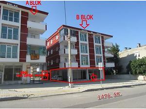 Samsun İlkadım Kıran Mahallesinde 220 m2 İşyeri