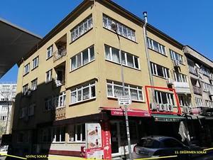 Bursa Osmangazi Şehreküstü Mahallesinde 30m2 Büro