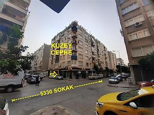 Mersin Akdeniz Yeni Mahallesinde 41m2 Depo