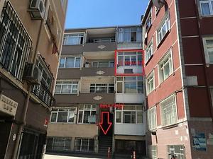 İstanbul Fatih Derviş Ali Mahallesinde 80 m2 2+1 Daire