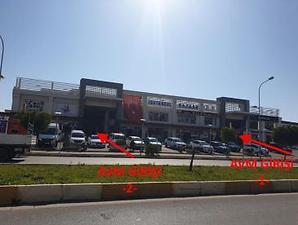 Antalya İsstanbul Bazaar AVM'de 36m2 Dükkan