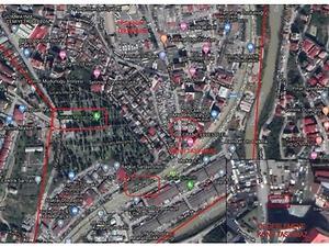 Trabzon Ortahisar Sanayi Mahallesinde Hisseli Konut ve Ticaret İmarlı Arsa