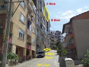 Kocaeli Karamürsel 4 Temmuz Mahallesinde Dubleks Daire