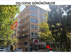 Ankara Çankaya Kızılay'da Kiracılı 70 m2 Ofis