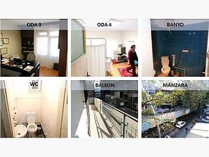 Ankara Çankaya Fidanlıkta Kiracılı 136 m2 Ofis