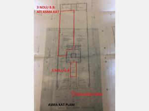 Şişli Meşrutiyet Mahallesinde Dr. Faruk Süer İş Merkezi 4 Katlı Komple Dükkan
