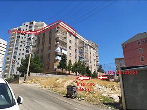 Mardin Artuklu Diyarbakırkapı Mahallesinde 280 m2 Daire