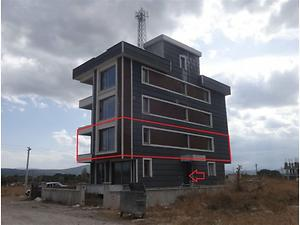 Bergama Fatih Mahallesi'nde Natamam 97m2 Daire