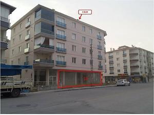 Ankara Sincan'da 85 m2 Dükkan