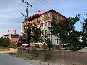 Yozgat Boğazlıyan'da Site İçerisinde 3+1 Daire